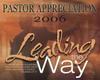 Pastorappreciation